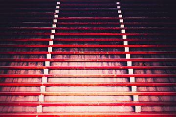 Red van Richard Marks