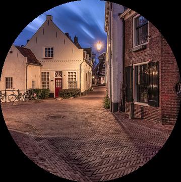 De Muurhuizen met zicht op het Havik van Dennisart Fotografie