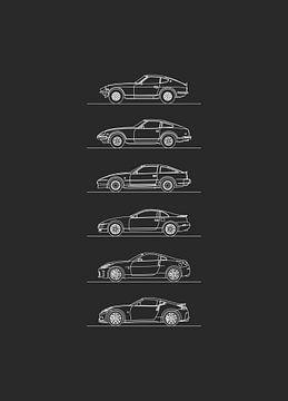 Nissan Z Entwicklung von Artlines Design