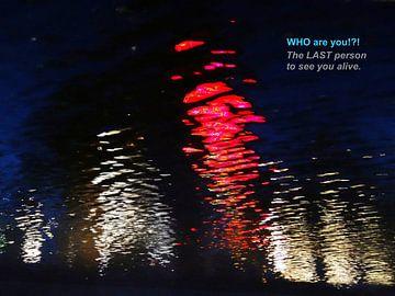 Small Talk: The Last Person... van MoArt (Maurice Heuts)