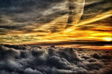 Wolkenlucht  van SPOOR Spoor
