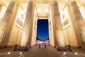 Brandenburger Tor Berlin von Frank Herrmann