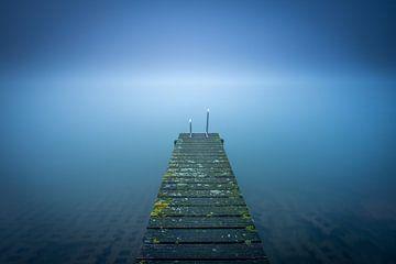 Mist steiger van Marc Broekman