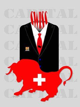 Capital Art Swiss JM 0112 von Johannes Murat