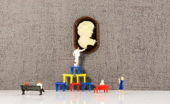 little people restaration museum art