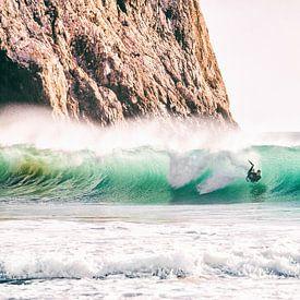 Ride that wave... bodyboarding van Jacqueline Lemmens