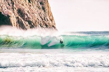 Reite auf dieser Welle..... Bodyboarding von Jacqueline Lemmens