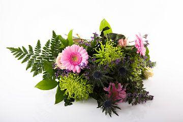 Fris bosje bloemen von Joke Beers-Blom