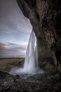 Seljalandsfoss Iceland van