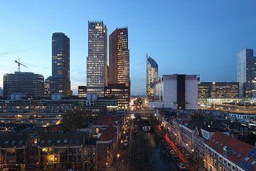 Skyline I van Bart van Hoek