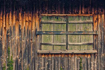 Fenster am Heustadl von Denis Feiner