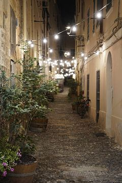 Oude stad, Alghero van Eric Götze Fotografie