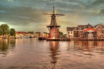 Haarlem, molen De Adriaan van Ted Sluymer