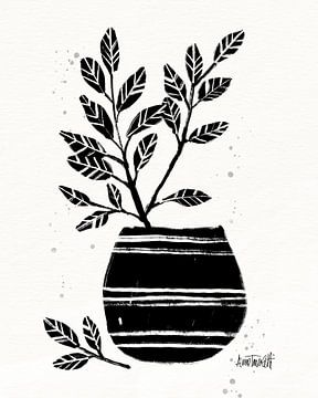 Botanische schetsen VII, Anne Tavoletti van Wild Apple
