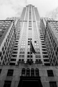 Chrysler Gebäude New York von Nynke Altenburg