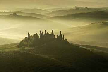 Tuscan Light sur Lars van de Goor