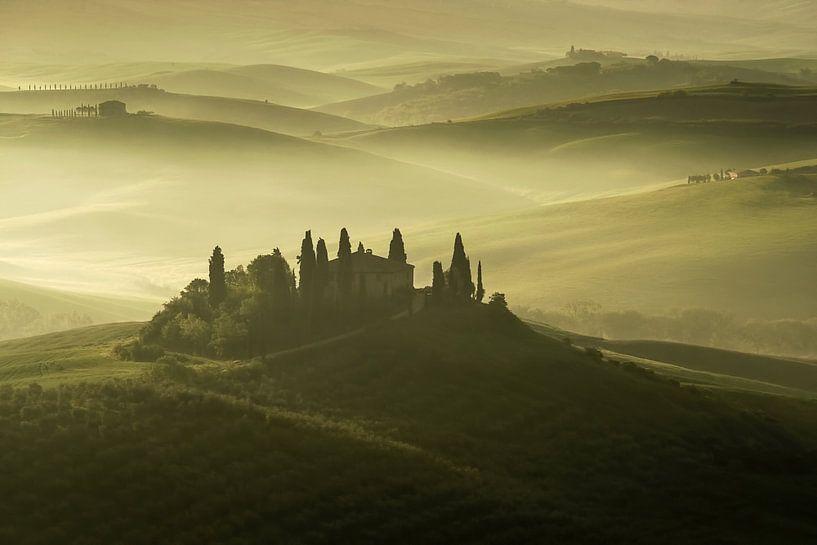 Tuscan Light van Lars van de Goor