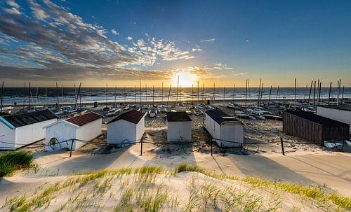 Paal 17 Ronde om Texel - Catamaran van