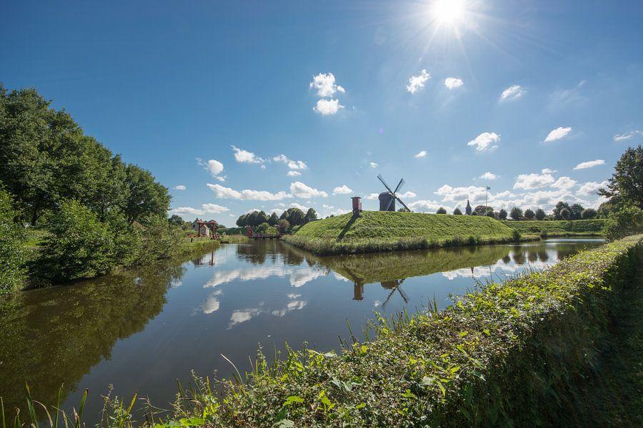 Bourtange vanaf de Vriesseweg van ProPhoto Pictures