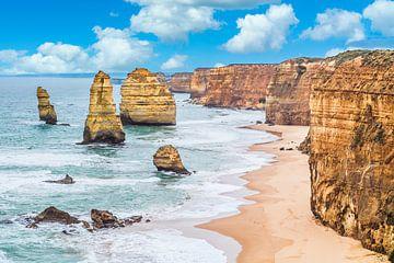 les douze Apsotels en Australie sur Ivo de Rooij