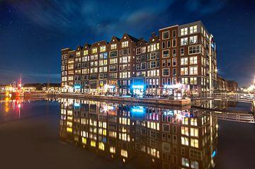 Turfmarkt Alkmaar van Marc Hollenberg