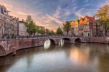 Amsterdamse grachten sur Dennisart Fotografie