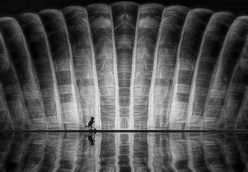 Design architectuur industrieel van Marcel van Balken