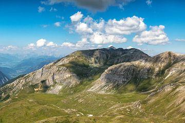 Großklockner Alpenlandschaft von Ilya Korzelius
