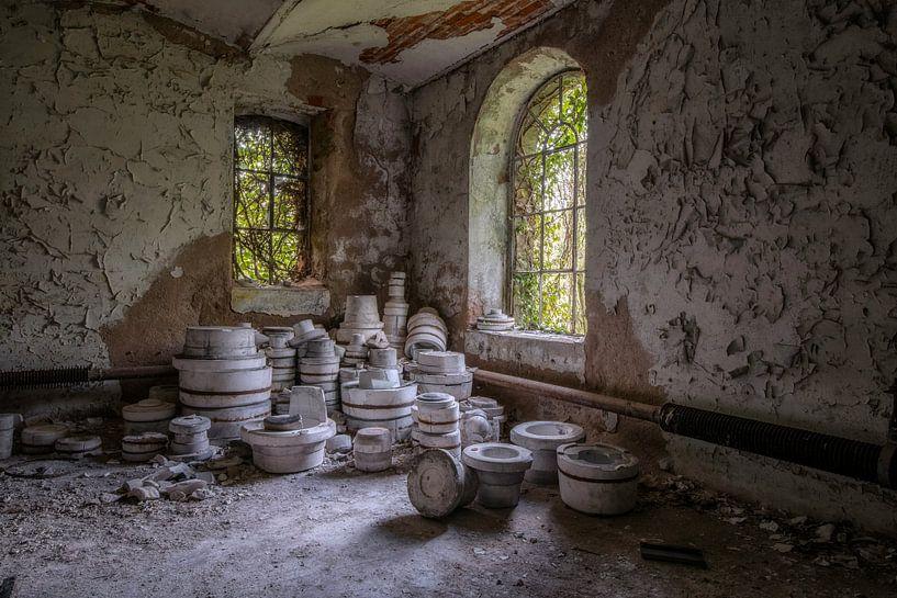 Pottery van Urban Relics