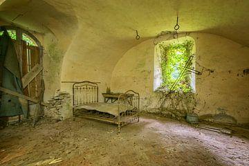 Lost Place - das verlassene Zimmer von Linda Lu