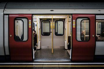 Londoner U-Bahn von H Verdurmen