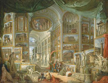 Het oude Rome, Giovanni Paolo Panini
