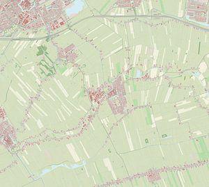 Kaart vanMontfoort