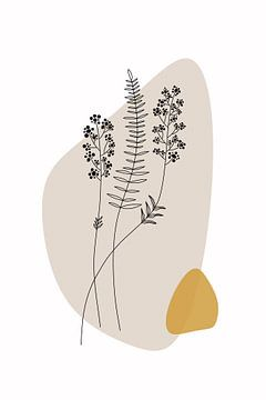 Nature Drop Editie III van Munich Art Prints
