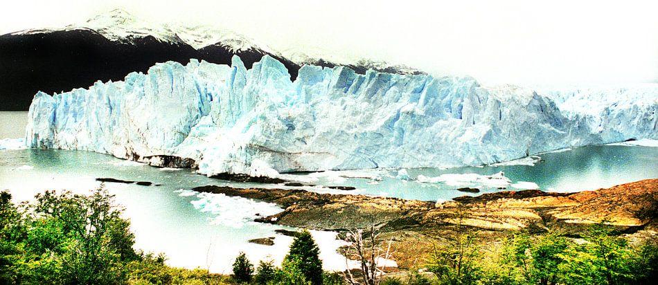 le petit Moreno (Argentinië) 2000