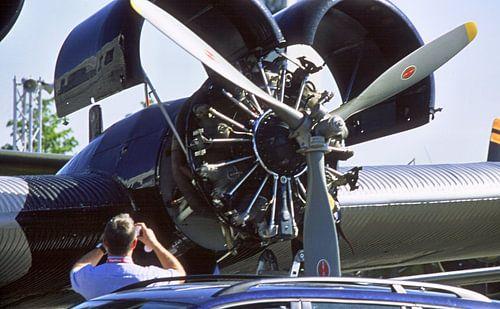 Ju 52 Sternmotor van