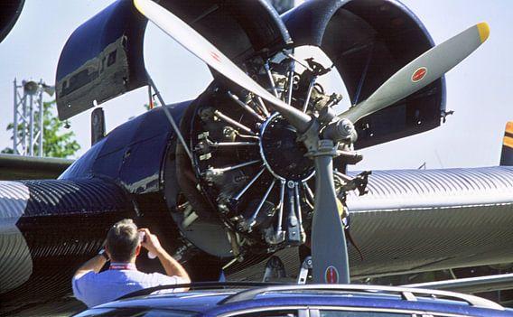 Ju 52 Sternmotor