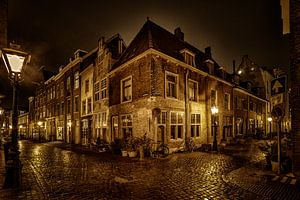 Leiden American Pilgrim Museum van