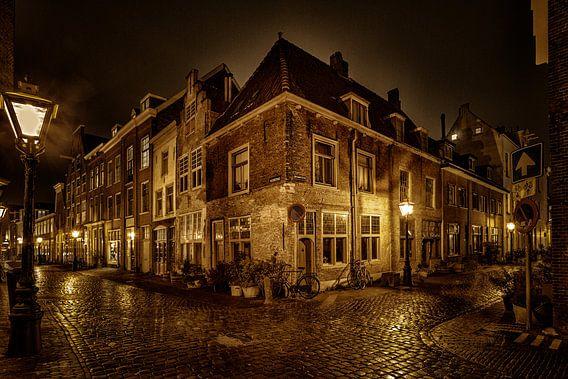 Leiden American Pilgrim Museum van Michael van der Burg