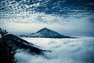 Pico del Teide van Dorit Fuhg