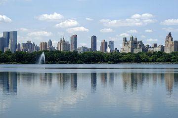 Central Park von Marianne Bal