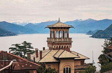 Lago Maggiore Italie van
