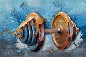 Sport trifft Splash - Body Building