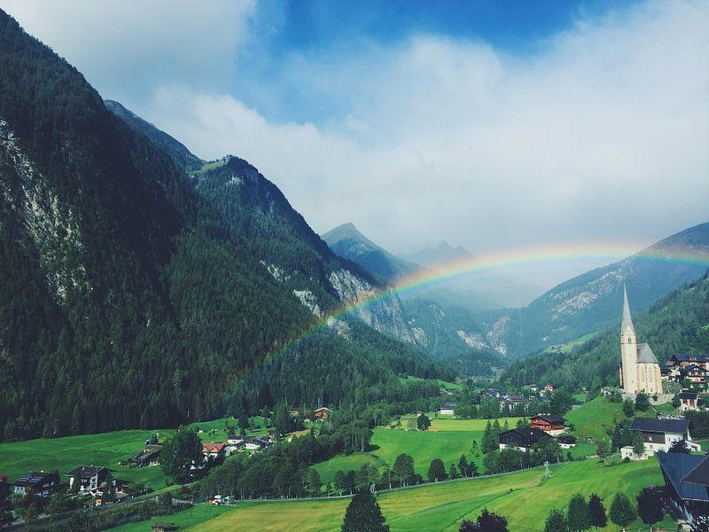 Am Ende des Regenbogens  van Anna Sophia Fleißner