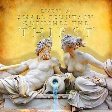 Thirst Quencher  |  Fountain von Dirk H. Wendt