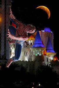 Spiderman in Las Vegas