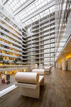 Stadhuis Den haag Atrium von Kayo de Visser
