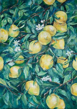 Zitronen von Tat.kunst