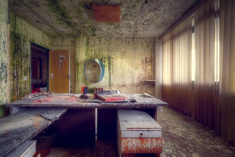 Kamer van de Dokter van Roman Robroek