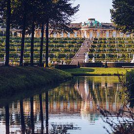 Potsdam - Schloss Sanssouci von Alexander Voss